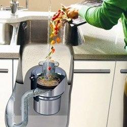 Установка измельчителя пищевых отходов в Бийске, подключение утилизатор пищевых отходов в г.Бийск